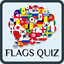 The World's Flags QUIZ icon