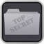 top secret file icon