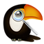 Toucan Search icon