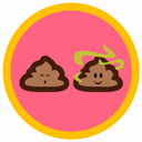 Turds with friends icon