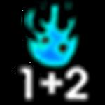 TuxMath (Tux or Math Commando) icon