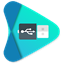 USB Audio Player PRO icon