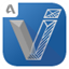 AutoDesk Vectorize it icon