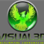 Visual3D Game Engine Icon
