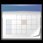 VueLess Calendar Icon