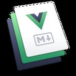 VuePress icon