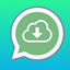 Whatsapp Status Downloader icon