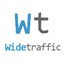 Widetraffic icon