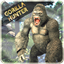 Wild Gorilla City Attack icon