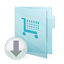 Windows 7 USB/DVD Download Tool icon