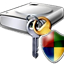 Windows BitLocker icon