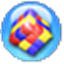 Womble MPEG Video Wizard DVD Icon
