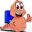Word Worm HD icon
