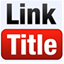 YouTube Link Title icon