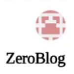 ZeroBlog Icon