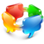 Zoho Discussions icon