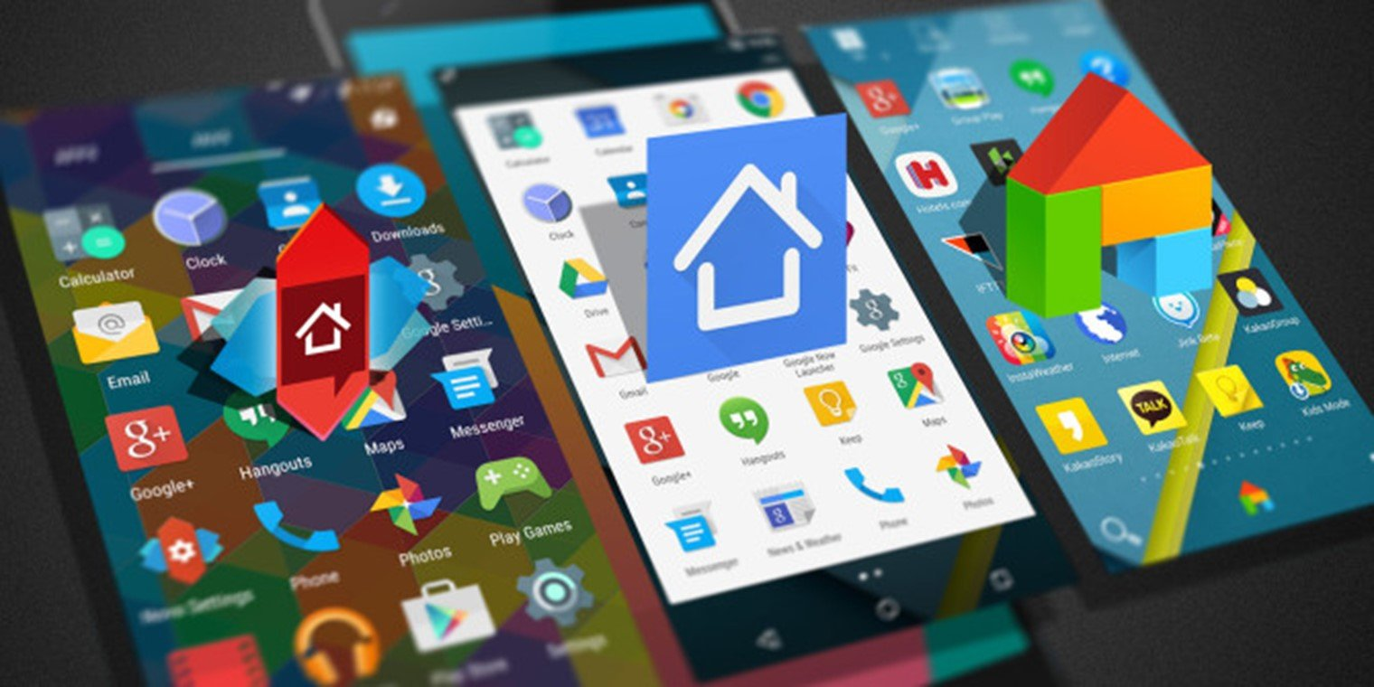 Our selection of the best alternative launchers on Android