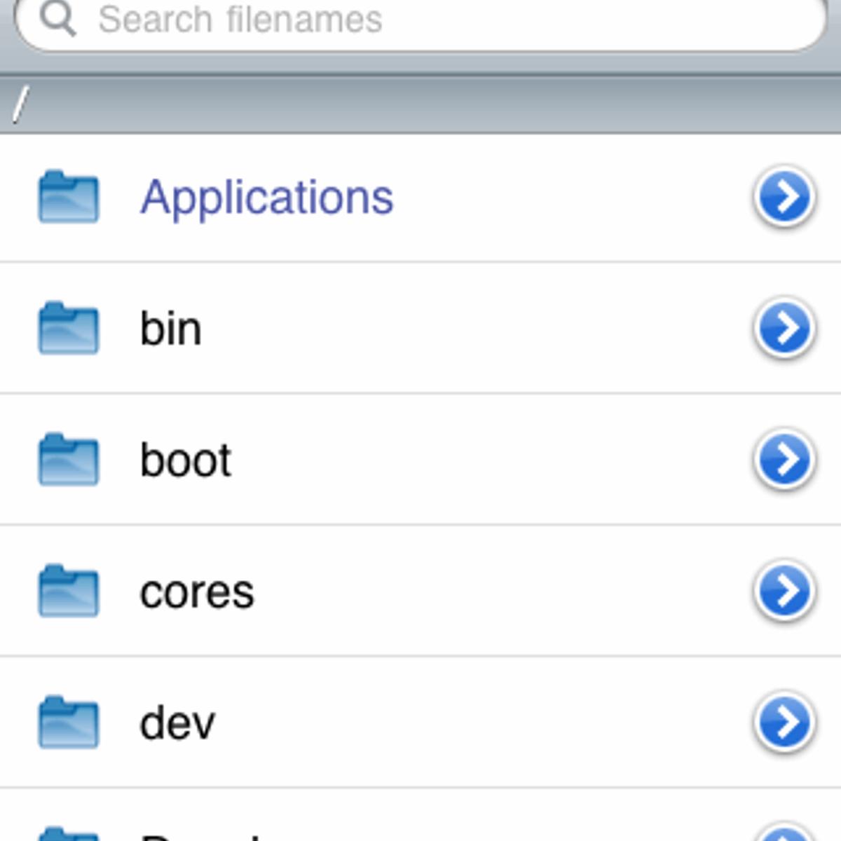 iFile Alternatives and Similar Apps - AlternativeTo net