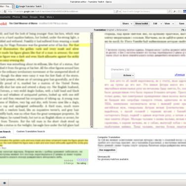 Google Translator Toolkit Alternatives and Similar Websites