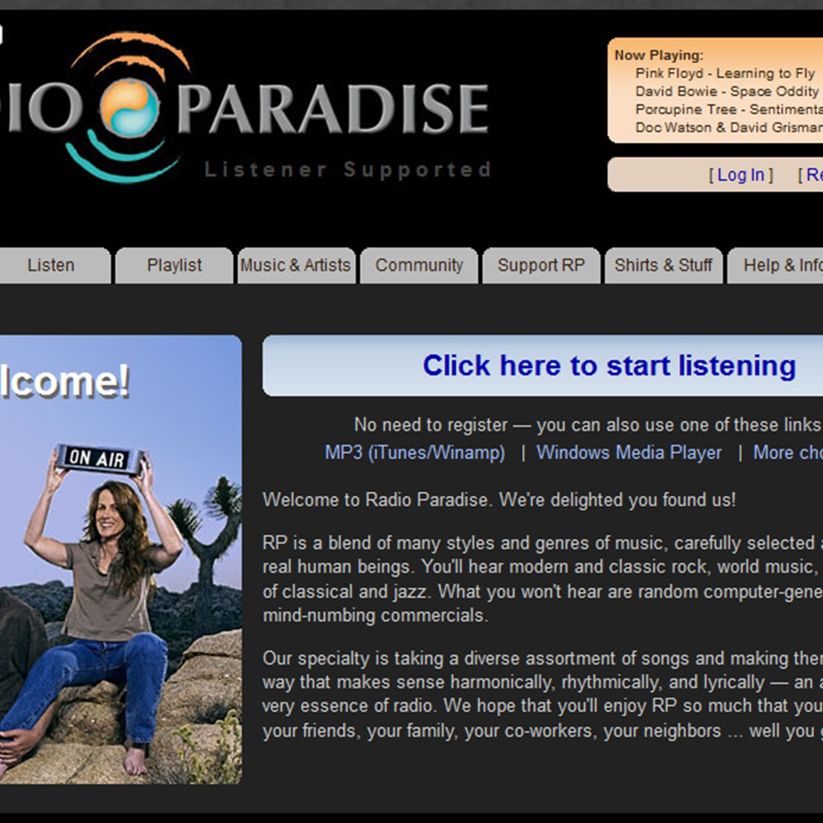 Radio Paradise Alternatives and Similar Apps and Websites
