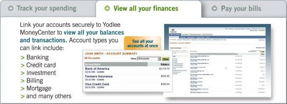Yodlee MoneyCenter Alternatives and Similar Websites and