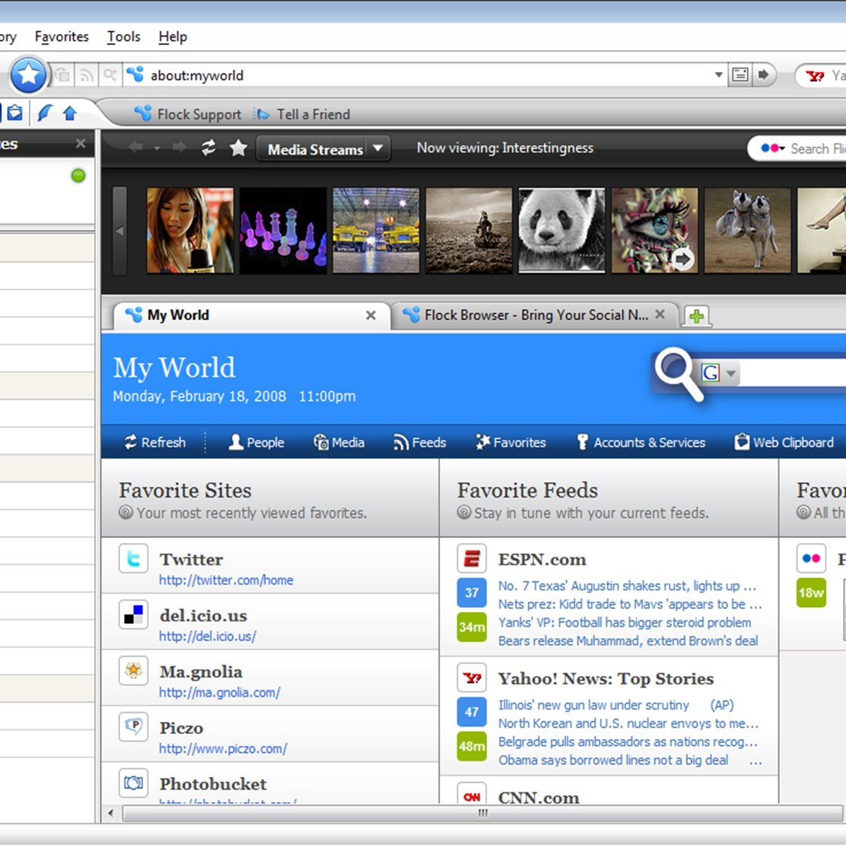 Flock Browser Alternatives and Similar Software