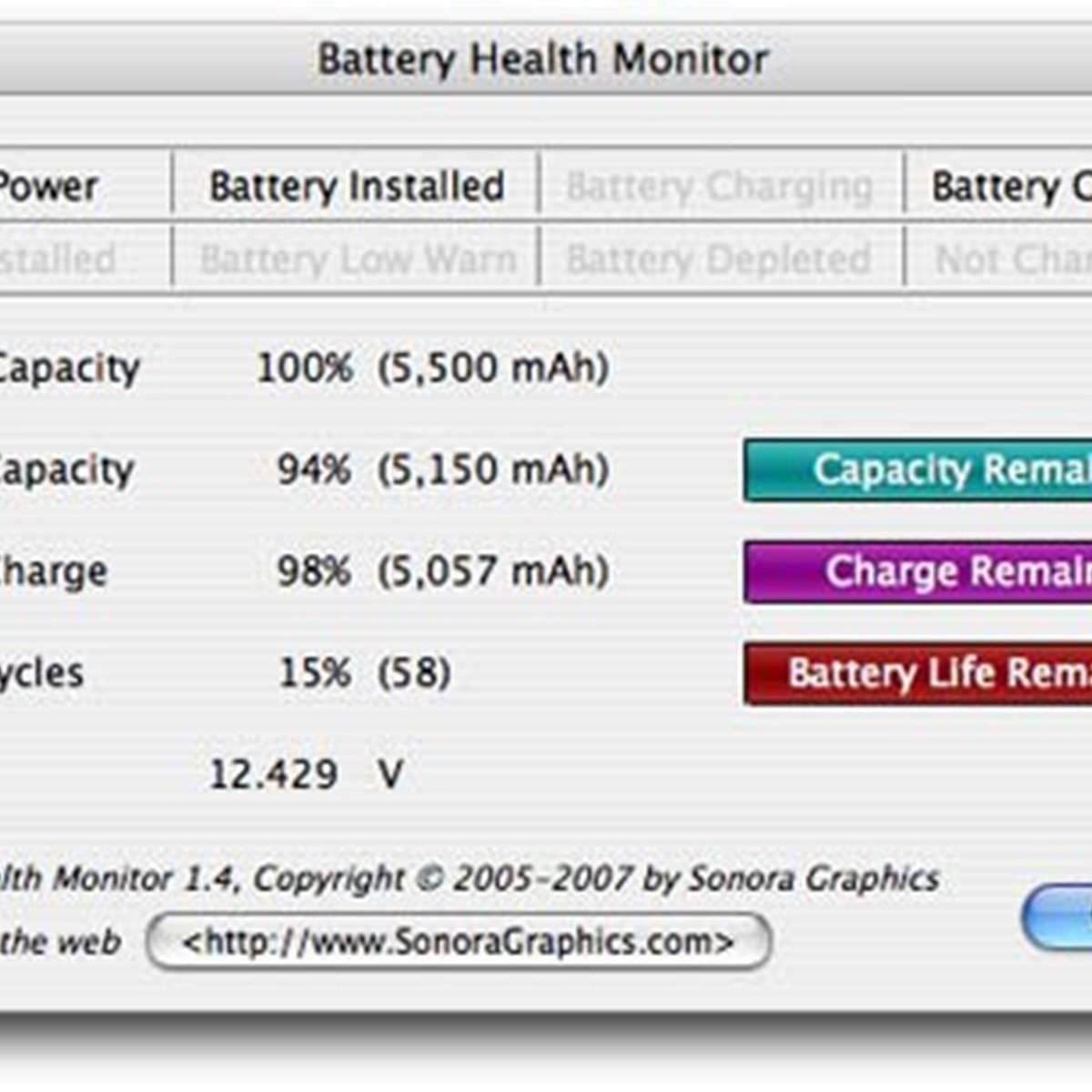 Battery Health Monitor Alternatives and Similar Software