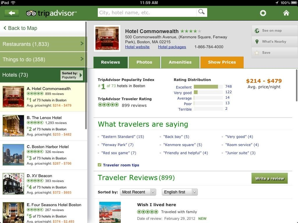 how to add yelp facebook tripadvisor reviews to website