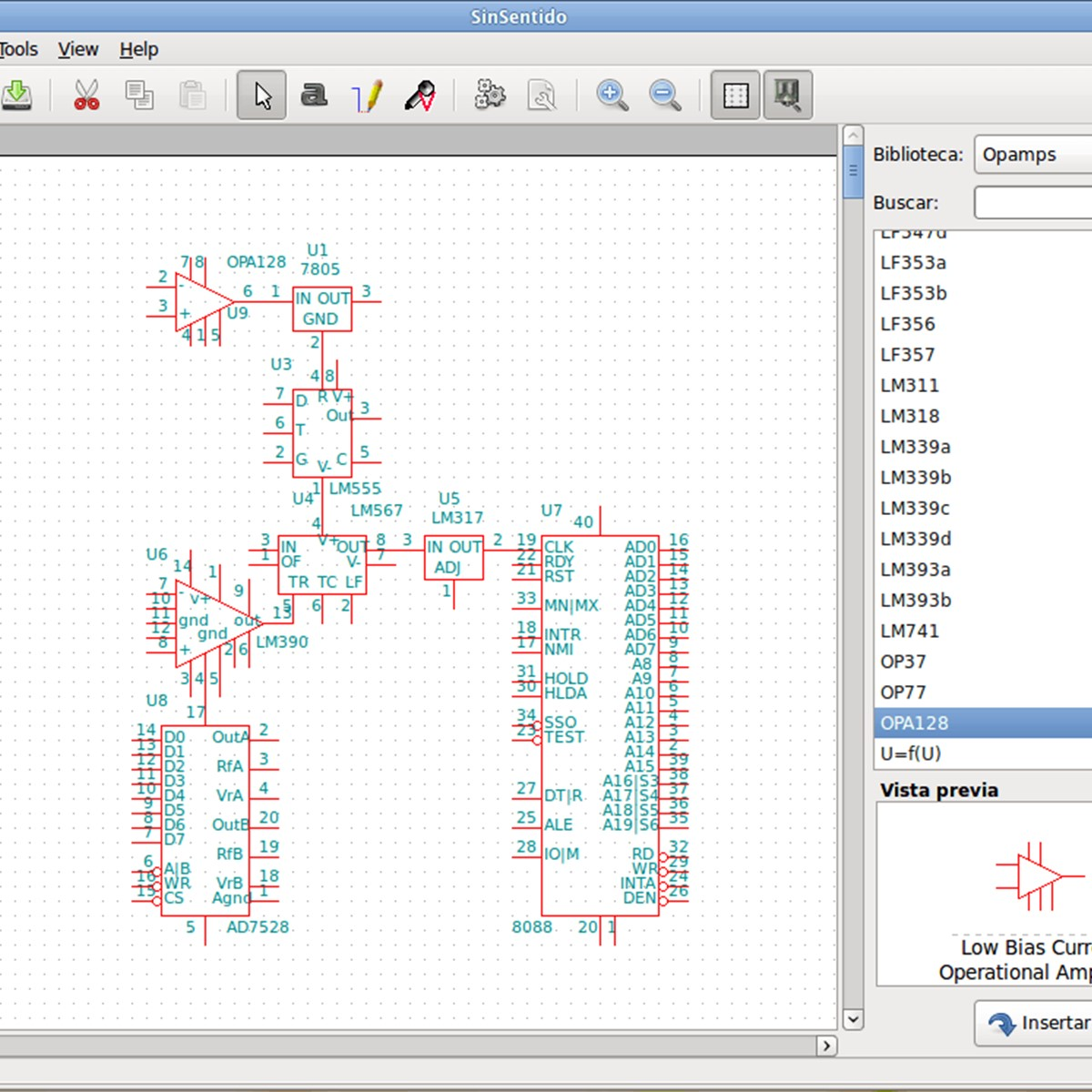 Oregano Alternatives And Similar Software All New Proteus 8 Circuit Designing Simulation Blogging