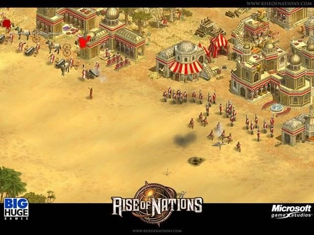 Rise of Nations Alternatives and Similar Games