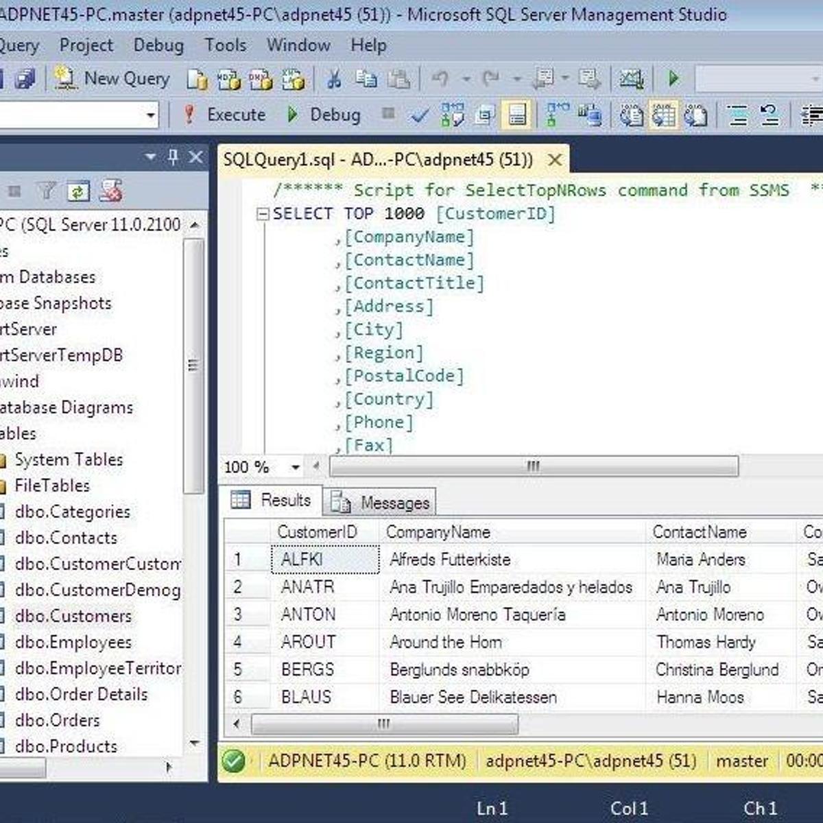 Microsoft SQL Server Alternatives and Similar Software