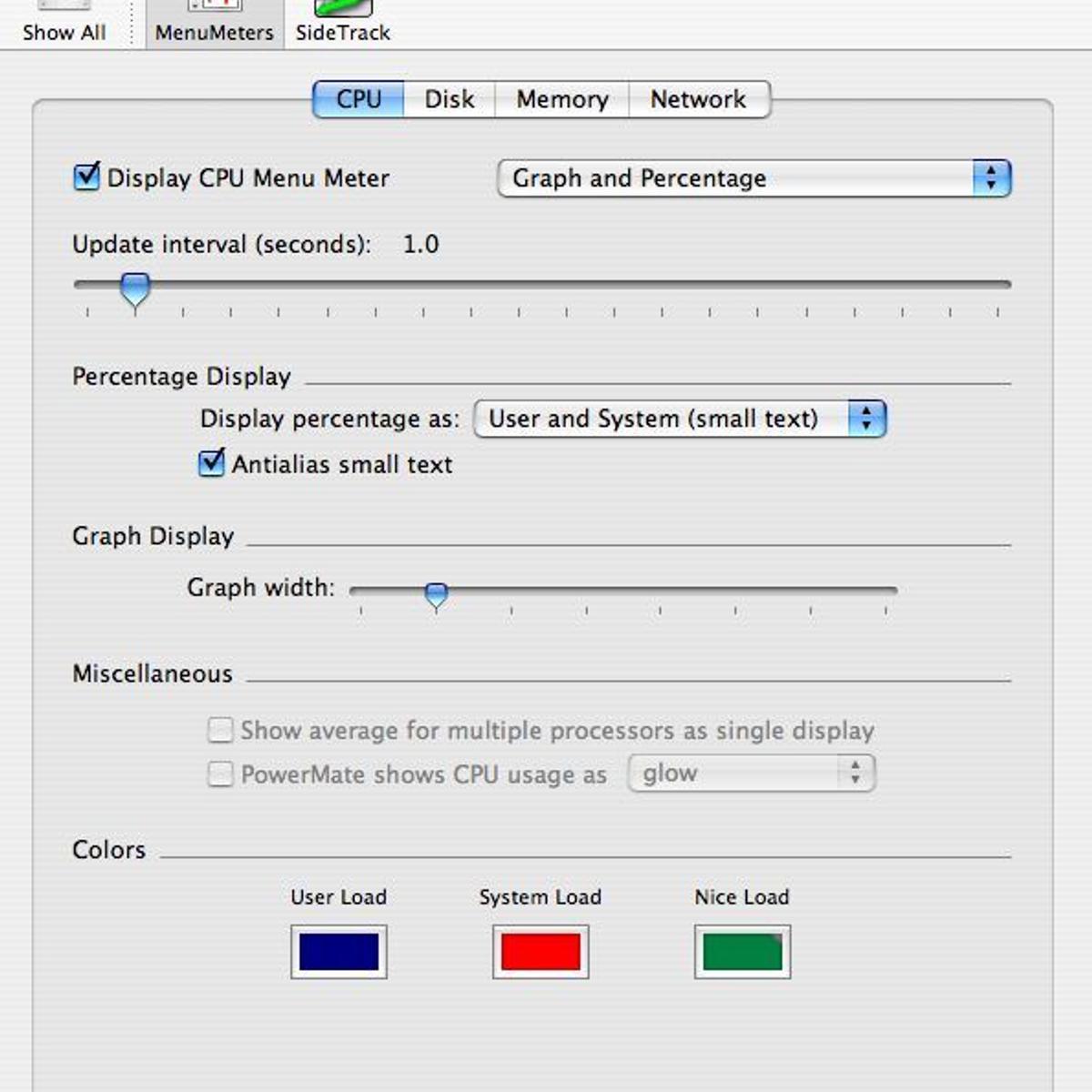 MenuMeters Alternatives for Mac - AlternativeTo net
