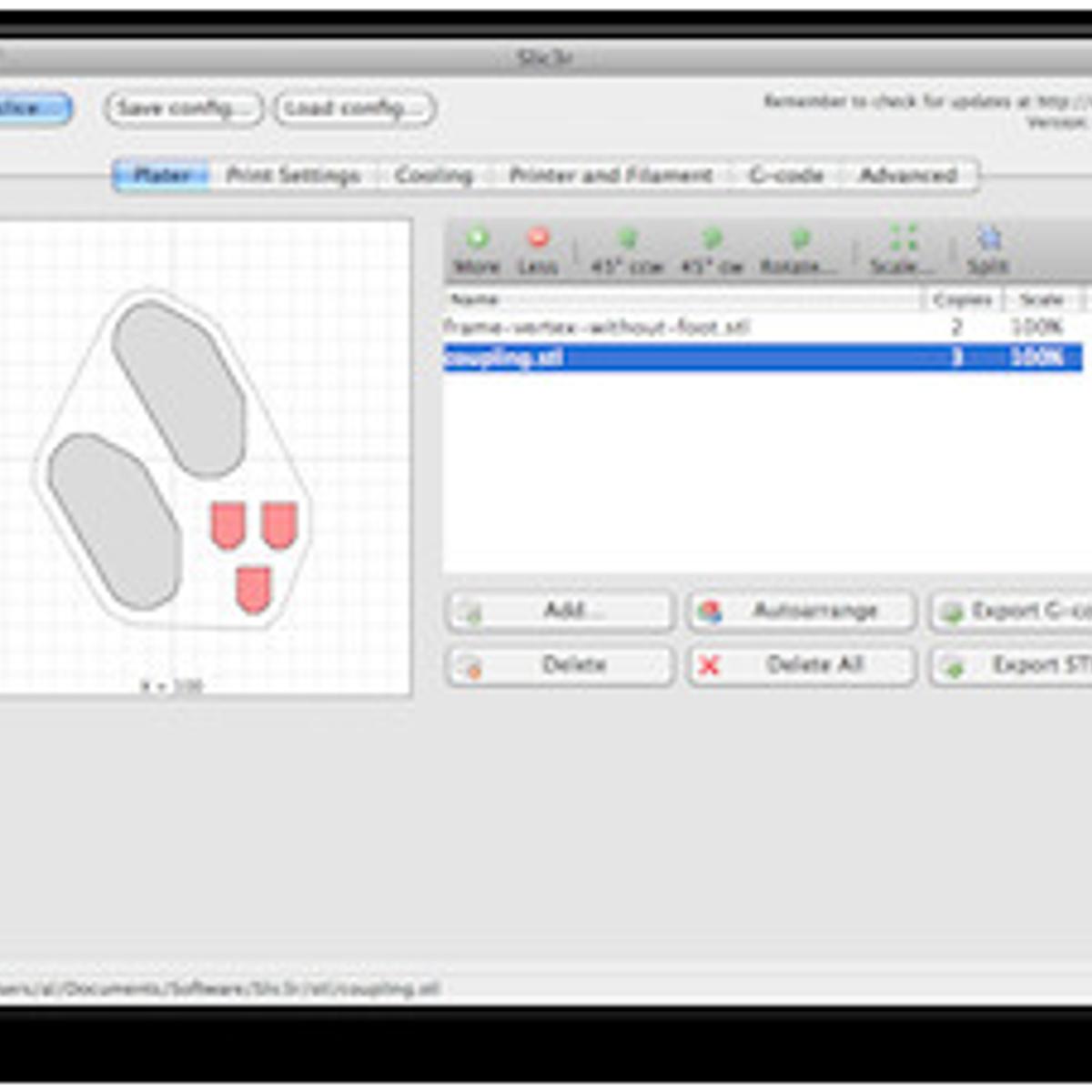 Slic3r Alternatives and Similar Software - AlternativeTo net