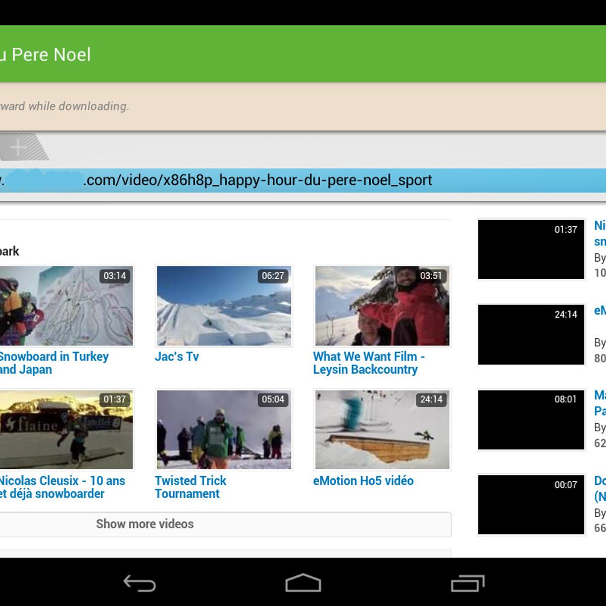 AVD Video Downloader Alternatives and Similar Apps