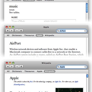 Apple Dictionary Alternatives and Similar Software