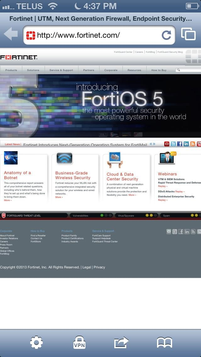 FortiClient Endpoint Protection Alternatives and Similar Software