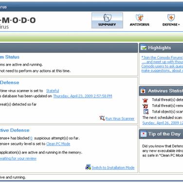 COMODO Antivirus Alternatives and Similar Software