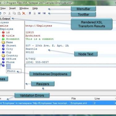 XML Notepad Alternatives and Similar Software
