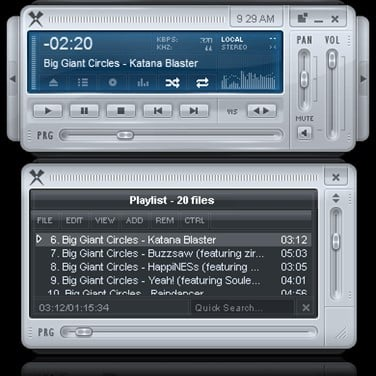 Xion Audio Player Alternatives and Similar Software