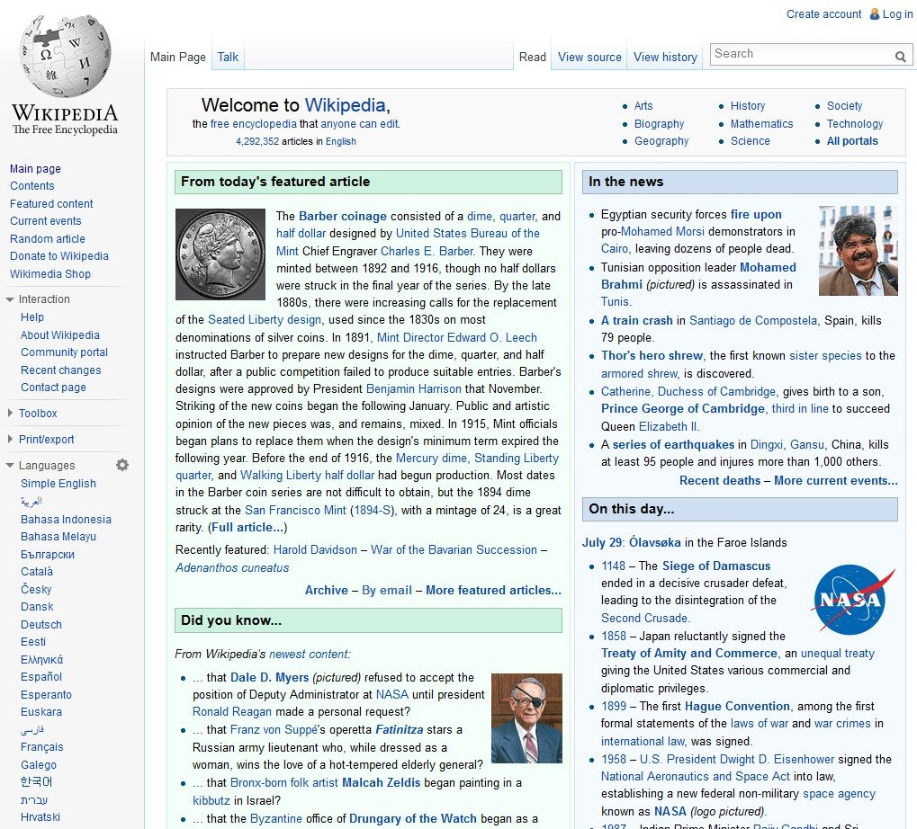 Wikipedia Alternatives and Similar Software - AlternativeTo net