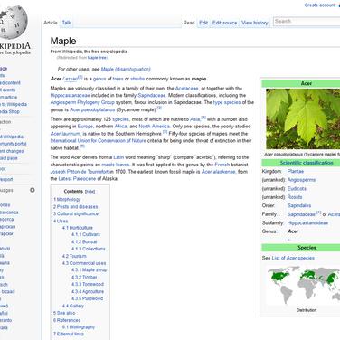 Wikipedia Alternatives and Similar Software - AlternativeTo net
