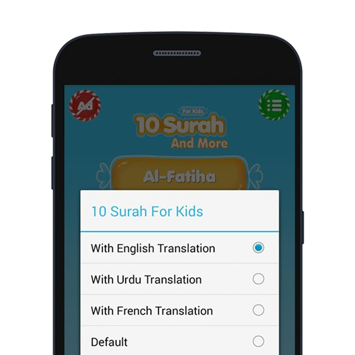 10 Surah for Kids Word By Word Alternatives and Similar Apps