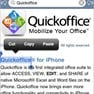 Quickoffice on iPhone (2) icon