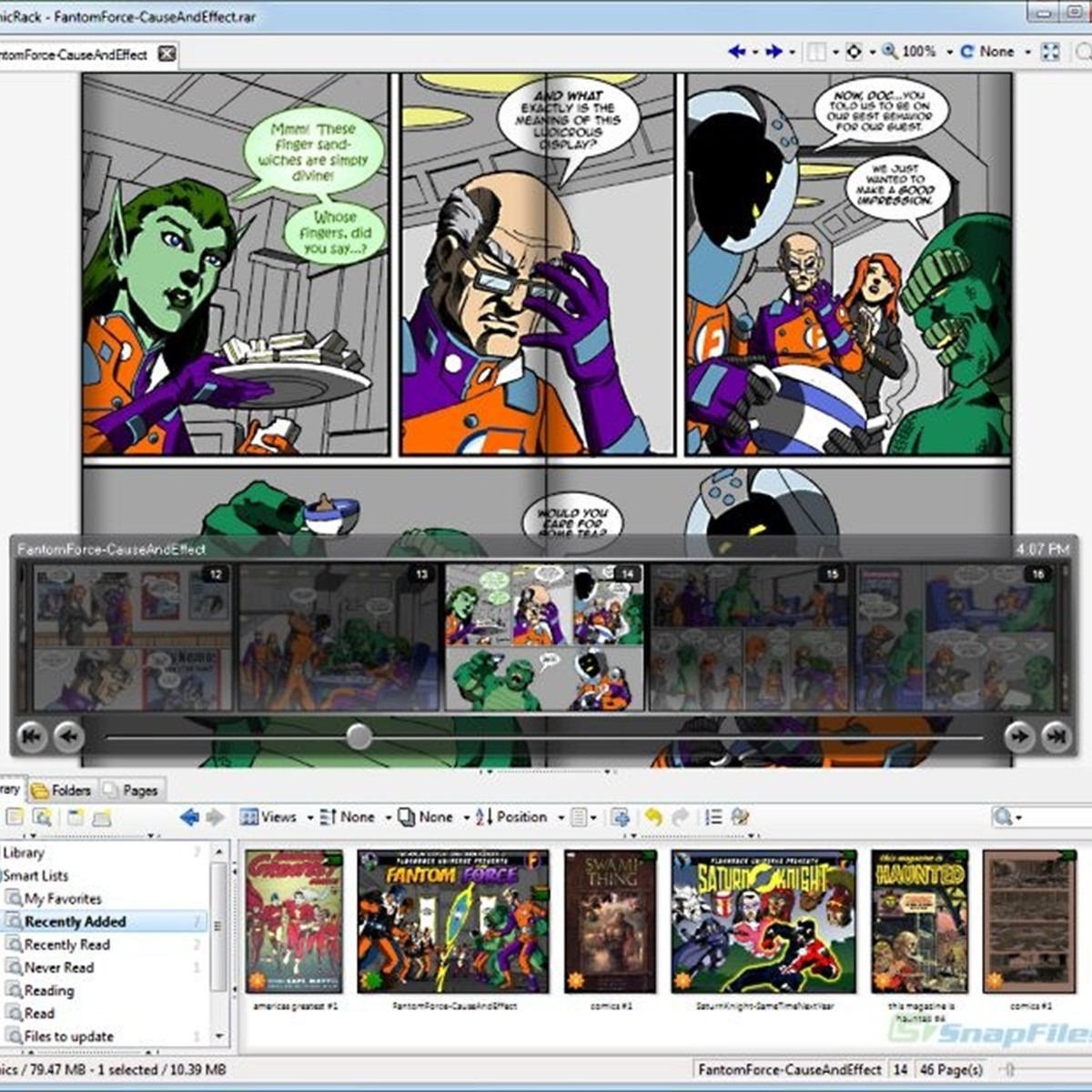 ComicRack Alternatives and Similar Software - AlternativeTo net