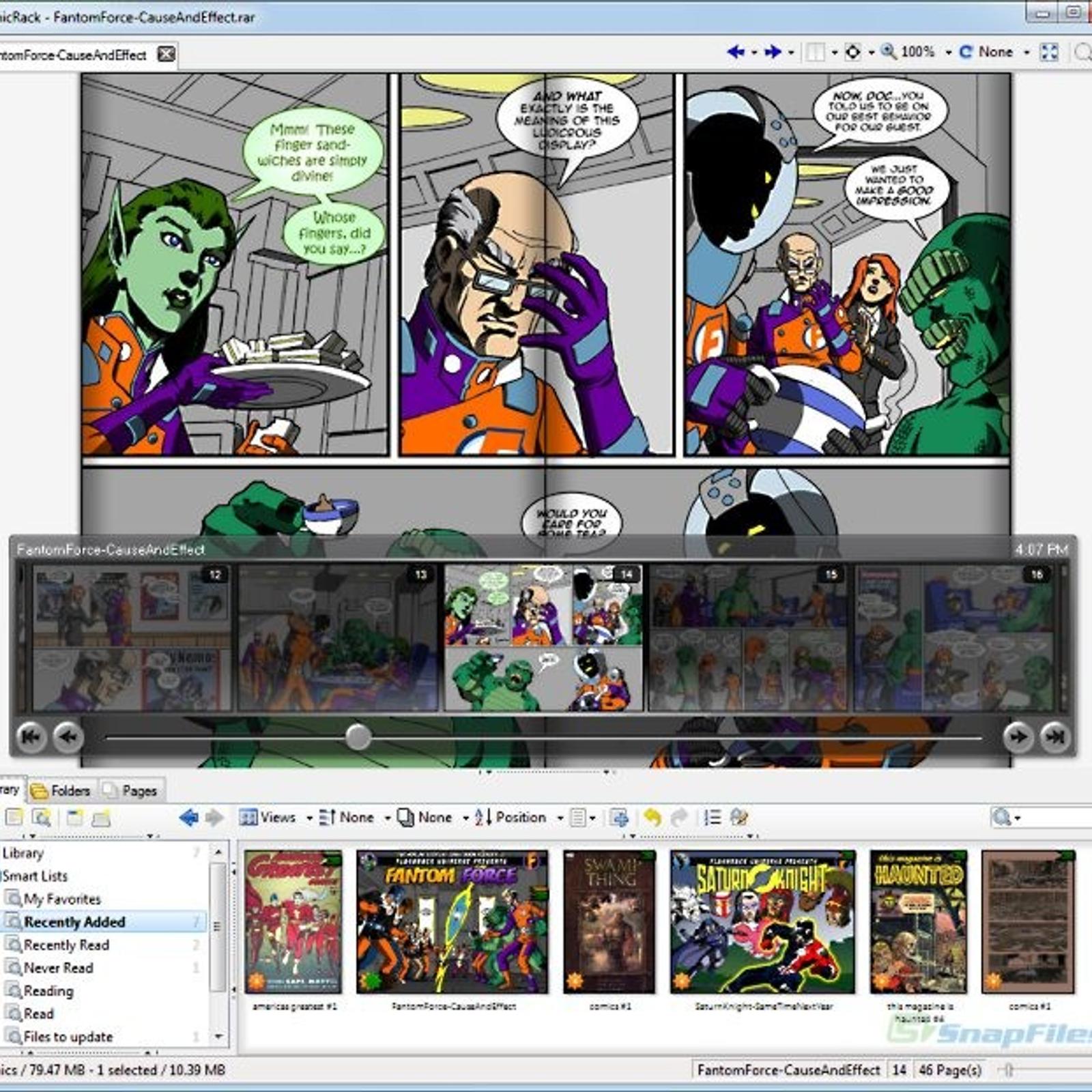 ComicRack Alternatives and Similar Software - AlternativeTo net