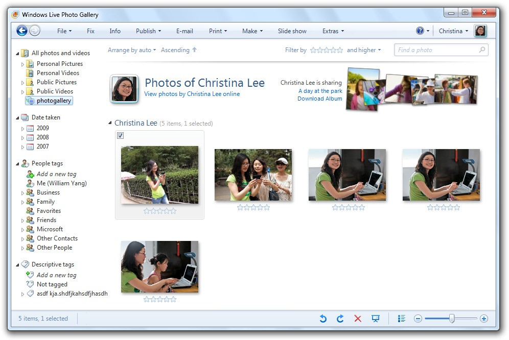 Windows Live Photo Gallery Alternatives And Similar Software