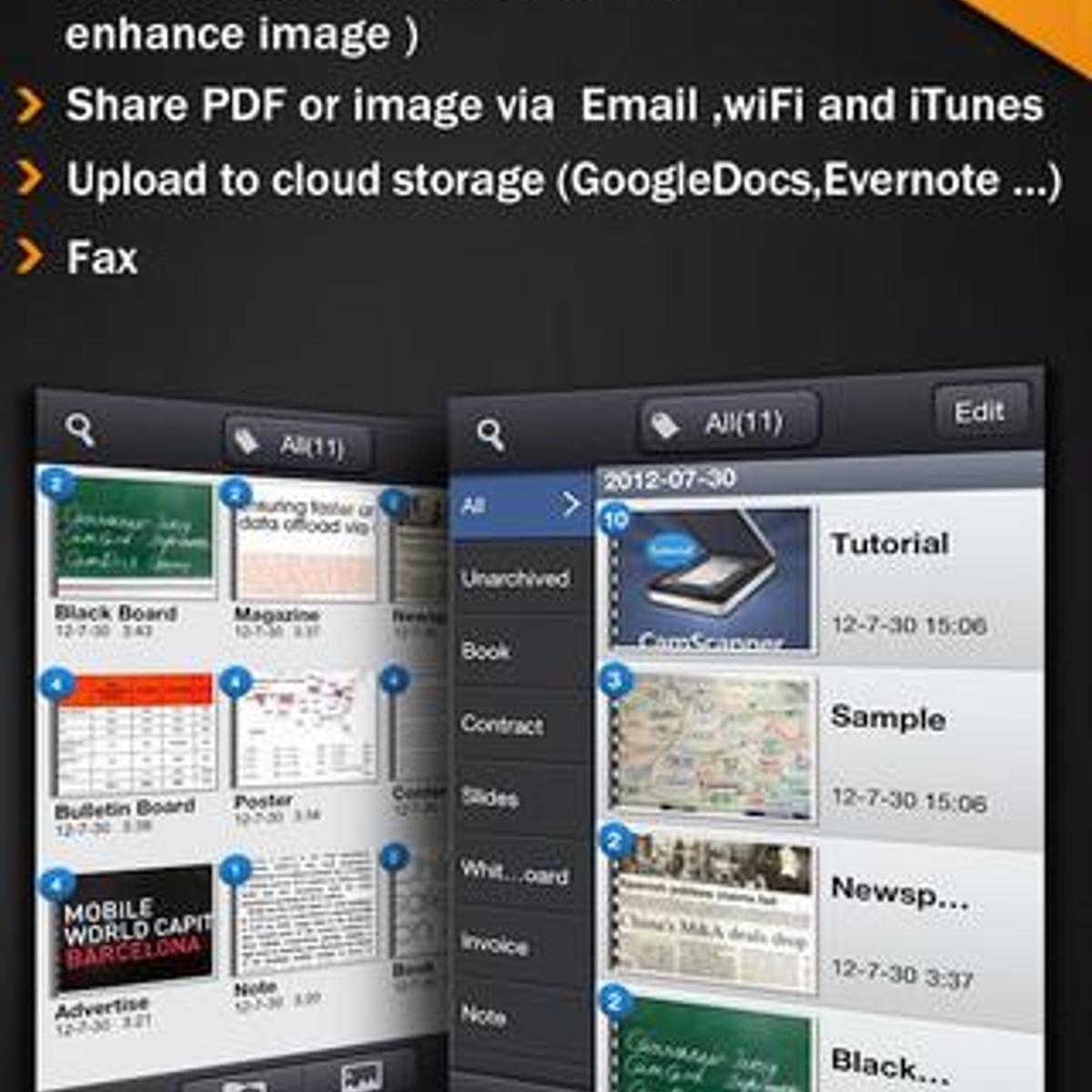 CamScanner Alternatives and Similar Apps - AlternativeTo net