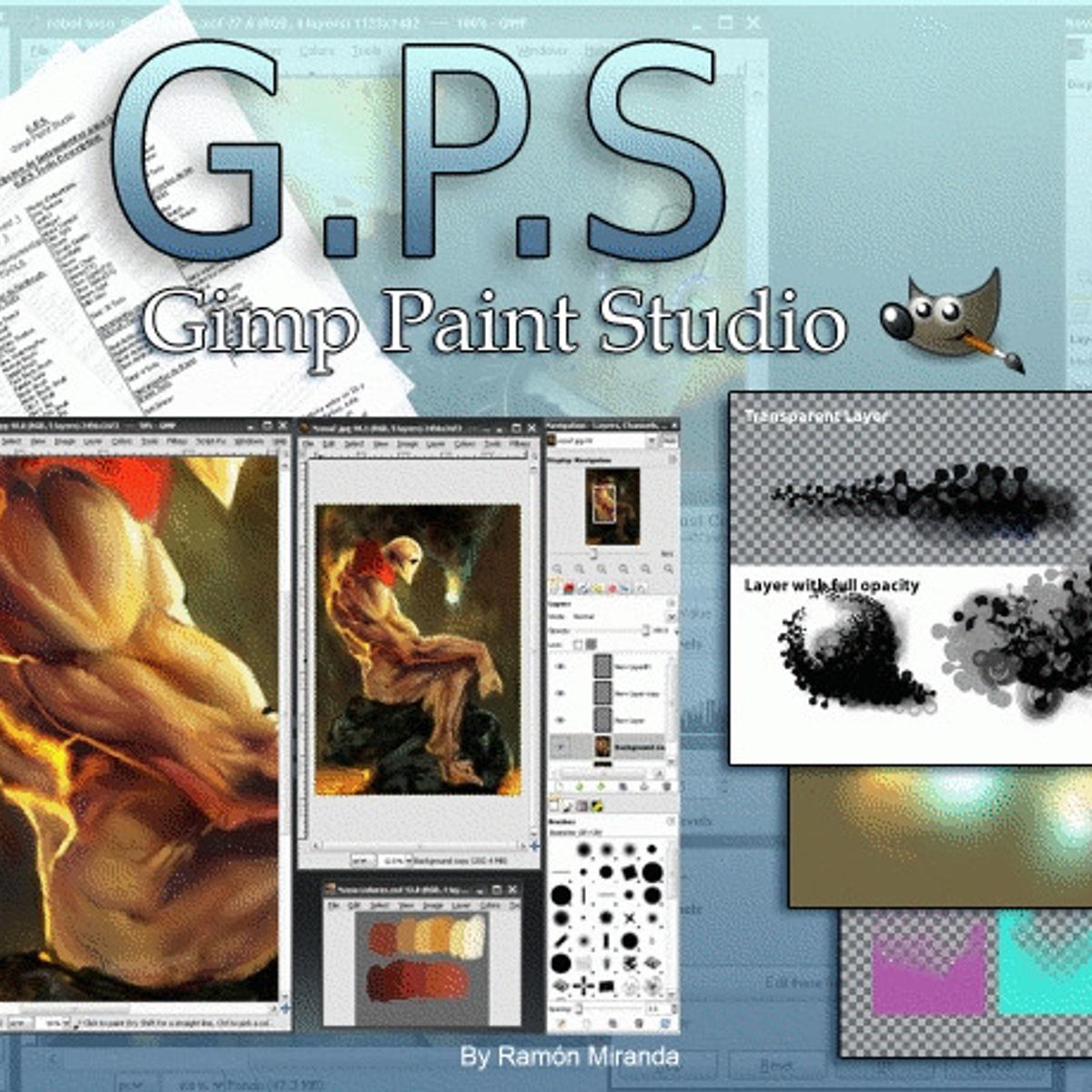 Gimp download for mac free
