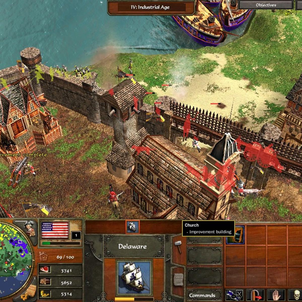 37 Games like Age of Empires - AlternativeTo net