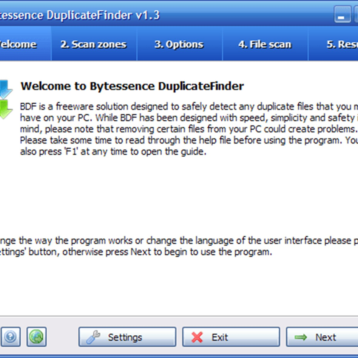 Bytessence DuplicateFinder Alternatives and Similar ...